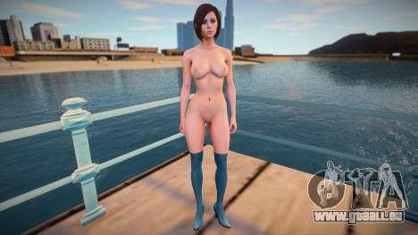 Fan Girl pour GTA San Andreas