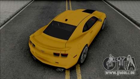 Chevrolet Camaro ZL1 [HQ] für GTA San Andreas