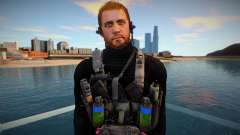 Chris Redfield Tactical(from Resident Evil Villa pour GTA San Andreas