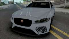 Jaguar XE SV [IVF ADB VehFuncs] pour GTA San Andreas