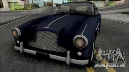 Aston Martin DB2 1955 für GTA San Andreas