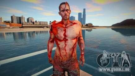 Derek C Simmons Human pour GTA San Andreas
