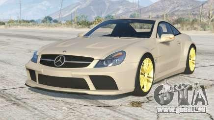 Mercedes-Benz SL 65 AMG Black Series (R230) 2008〡add-on v1.2 pour GTA 5