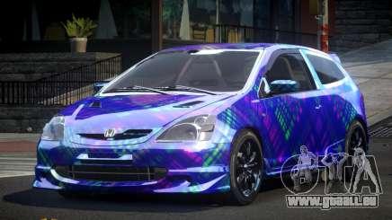 Honda Civic U-Style S7 für GTA 4