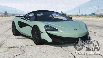 McLaren 600LT 2018〡add-on v2.0 für GTA 5