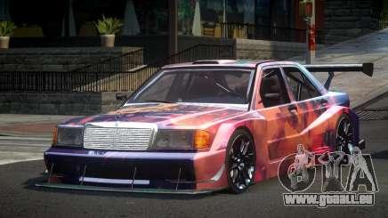 Mercedes-Benz 190E GST-U S9 pour GTA 4