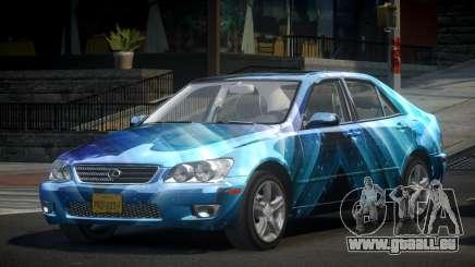 Lexus IS300 U-Style S7 für GTA 4