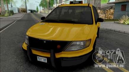 GTA IV Schyster Cabby pour GTA San Andreas