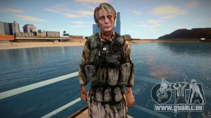 Cliff [Mads Mikkelsen] (from Death Stranding) pour GTA San Andreas