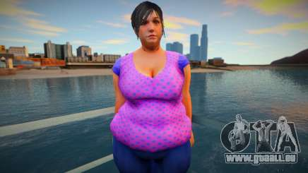 New CJ Girlfriends 2021 - Katie pour GTA San Andreas