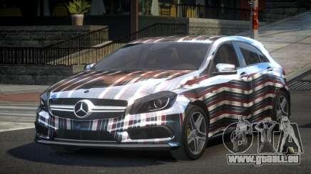 Mercedes-Benz A45 US S2 für GTA 4