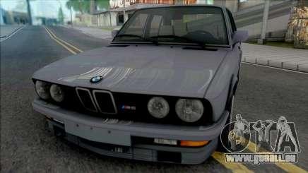 BMW M5 E28 [HQ] pour GTA San Andreas