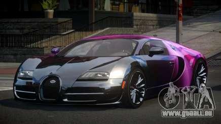 Bugatti Veyron PSI-R S6 für GTA 4
