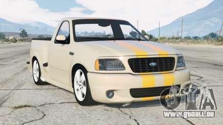 Ford SVT F-150 Lightning 1999〡add-on für GTA 5