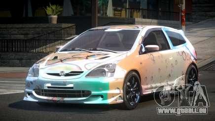 Honda Civic U-Style S3 für GTA 4