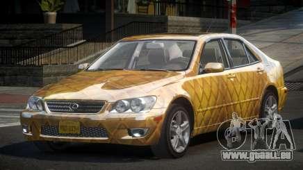Lexus IS300 U-Style S4 für GTA 4