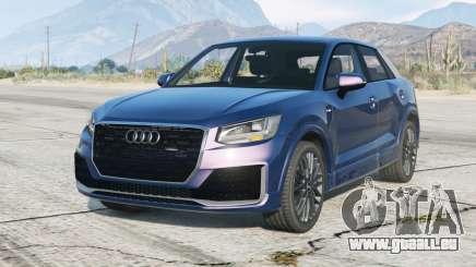 Audi Q2 TFSI S ligne 2018 〡add-on pour GTA 5