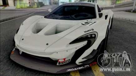 McLaren P1 GTR [HQ] für GTA San Andreas