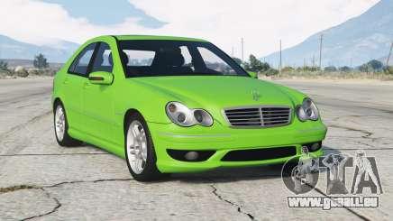 Mercedes-Benz C 32 AMG (W203) 2004〡add-on pour GTA 5