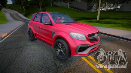 Mercedes-Benz GLE 63 TopCar für GTA San Andreas