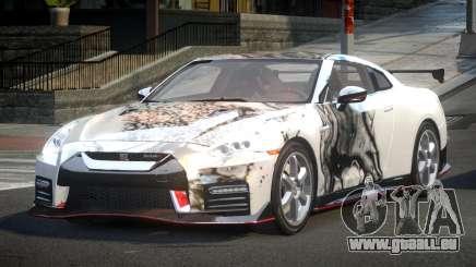 Nissan GT-R GS-S S3 für GTA 4