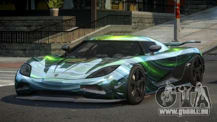 Koenigsegg Agera US S1 pour GTA 4