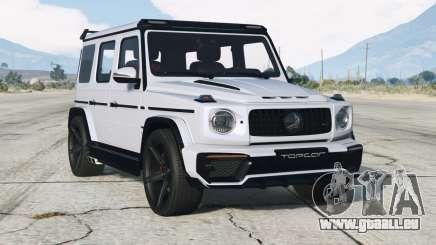 Mercedes-AMG G 63 TopCar Inferno (Br.463) 2019〡add-on pour GTA 5