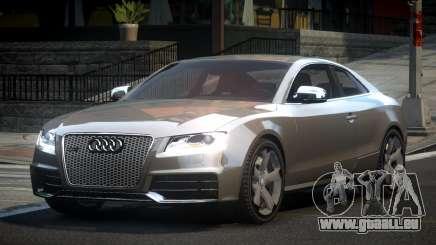 Audi RS5 BS-U pour GTA 4