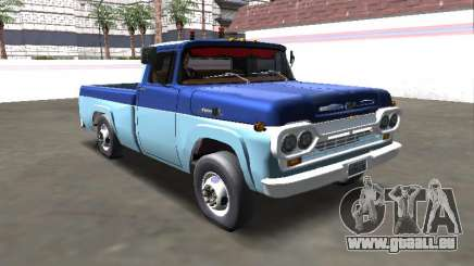Ford F-100 1967 pour GTA San Andreas