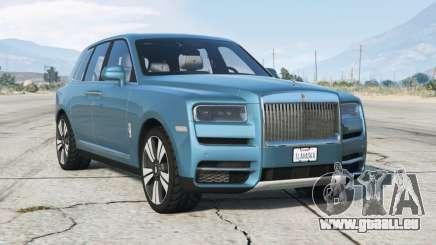 Rolls-Royce Cullinan 2018〡add-on v4.0 pour GTA 5