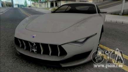 Maserati Alfieri 2014 für GTA San Andreas