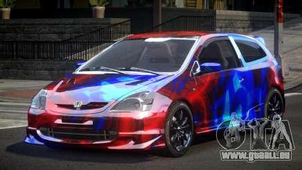 Honda Civic U-Style S4 für GTA 4