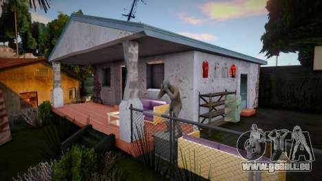 Grove Street Mapping pour GTA San Andreas