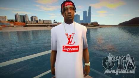 Fam2 - Supreme pour GTA San Andreas