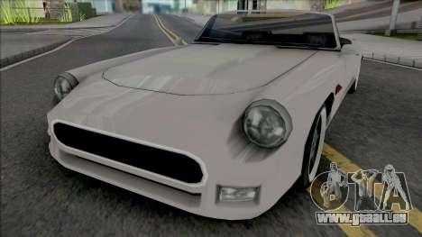 Windsor GT pour GTA San Andreas