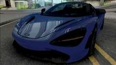 McLaren 720S Roadster