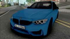 BMW F30 320d (M3 Style Bumpers)