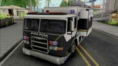 Operational Mobile Base Truck PMCE