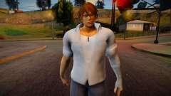 Shin Kamiya Tekken Blood Vengeance 3 pour GTA San Andreas