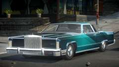 Lincoln Continental 70S S10