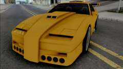 Pontiac Firebird Custom