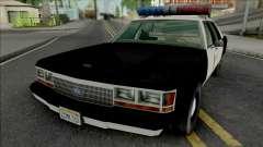 Ford LTD Crown Victoria 1992 LAPD
