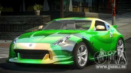 Nissan 370Z GST S2 pour GTA 4