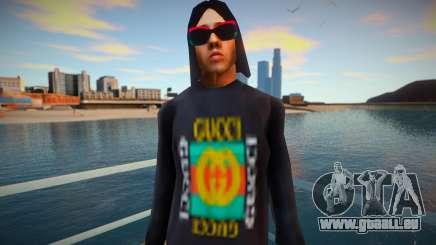 Omyste fashionista pour GTA San Andreas