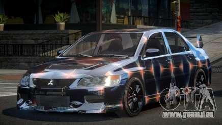 Mitsubishi Evo IX BS-U S7 für GTA 4