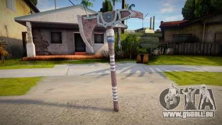 Axe - Dead Rising 4 pour GTA San Andreas