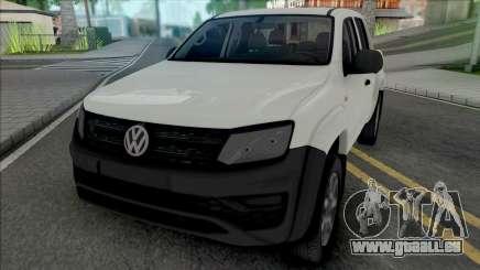 Volkswagen Amarok Startline pour GTA San Andreas