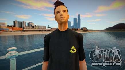 Fashionista Claude pour GTA San Andreas