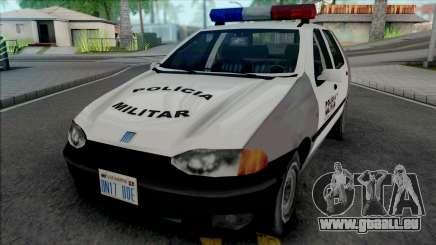 Fiat Palio 1998 PMMG für GTA San Andreas
