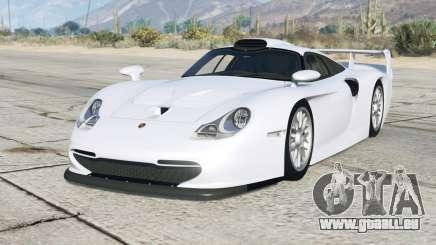 Porsche 911 GT1 Straßenversion (993) 1997〡add-on für GTA 5